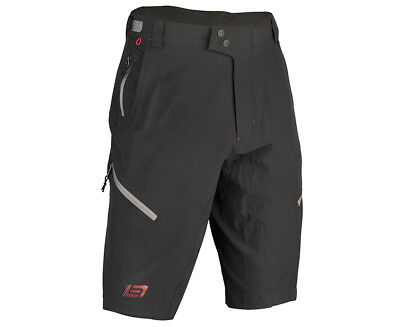 Bellwether Men's Scout Baggy Bike Shorts - Black