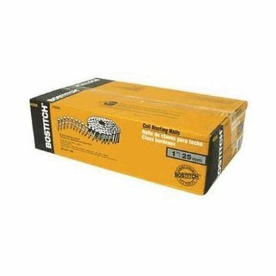 """Bostitch Bostitich CR4DSS Coil Roofing Nails, 1-1/2"""""""