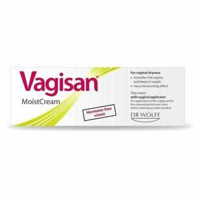 Vagisan MoistCream 50g 1 2 3 6 12 Packs