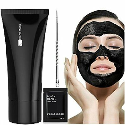 Facial Masks Blackhead Remover Black Peel Off Mask Deep Cleansing Pore Acne Peel