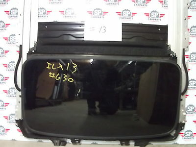 Acura ILX 2013 2014 2015 roof top moonroof sunroof glass window 70200-TX6-A01