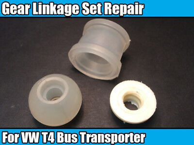 1x Gear Linkage Set Repair For VW T4 Bus Transporter 91-04 Gearbox Circuit Links