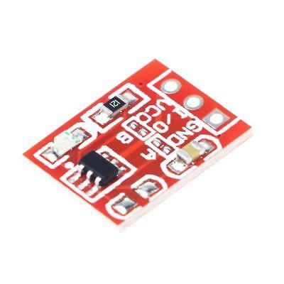 5X 2.5-5.5V TTP223 Capacitive Touch Switch Button Self-Lock Module for Arduino.