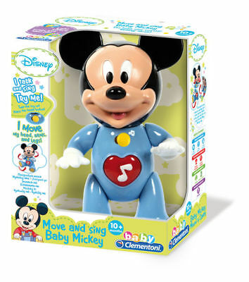 Disney Baby Move & Sing Mickey Mouse Children's Toy Twist & Learn Sounds
