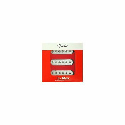 Fender Tex-Mex™ Strat Pickups - Set of 3 - weiß