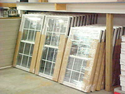 Vinyl, Double-hung Replacement windows