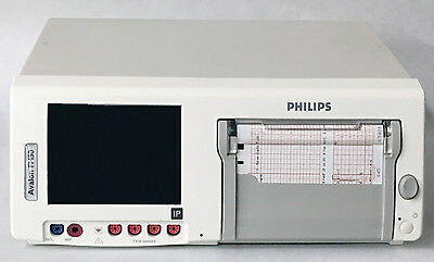 Philips Avalon FM50 Fetal Monitor with Accessories Certified Warranty