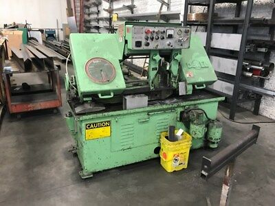 "12"" x 16"" C-80 DOALL AUTOMATIC HORIZONTAL BAND SAW"