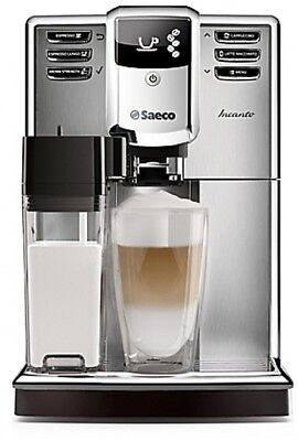 Philips Saeco Super-Auto Incanto Espresso Machine In Stainless Steel