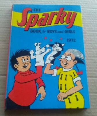 The 'Sparky' Annual for 1972