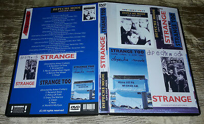 Depeche Mode - Some Great Videos, Strange, Strange Too DVD Fan Edition