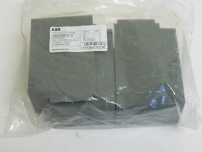 ABB OSS250G1L/3 3 Pole terminal shield for OS250AMP Disconnect Switches