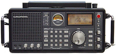 NUOVO - Grundig Satellit 750 - Ricevitore Radio Onde Corte AM/LW/MW/FM/Air Band