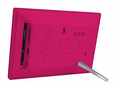 "Braun Photo Technik DigiFrame 709 7"" Rosa - Marco digital (17,8 cm (7""), 800 x"