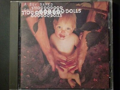 A Boy Named Goo by Goo Goo Dolls (CD, Mar-1995, Metal Blade)( LIKE NEW )