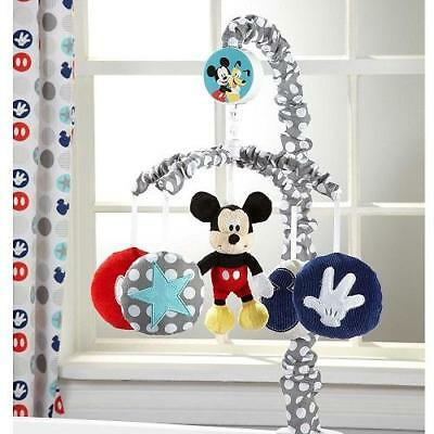 Disney Baby Mickey Mouse Best Buddies Musical Mobile *New*