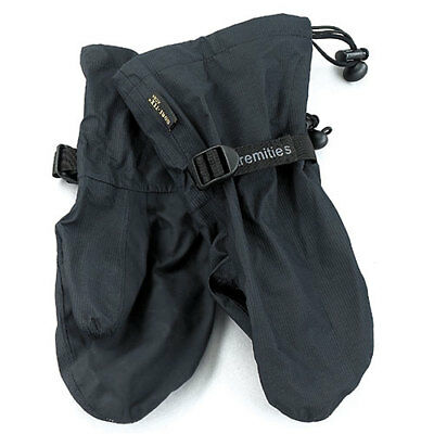 Extremities Tuff Bags Gtx Over Mens Gloves Outdoor Mitts - Black All Sizes