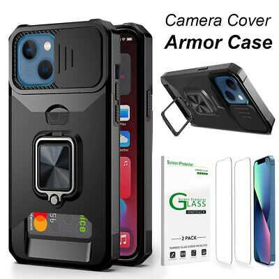iPhone X Shockproof Heavy Duty Kickstand Tough Extreme Protection Case Cover-Men