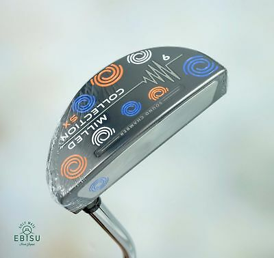 """Odyssey Milled Collection SX #9(34) """"Brand New"""" #661203067"""