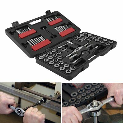 Craftsman 75 piece Tap & Die Carbon Steel Set Combo w/ Case SAE and Metric US VP