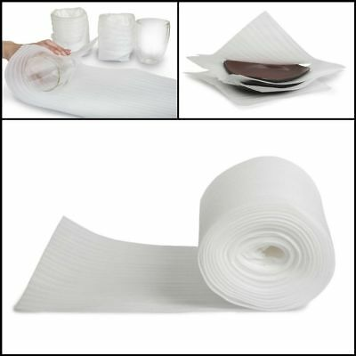 """Foam Wrap 1/16"""" 70 Ft. X 12"""" Perf Padding Perforated Shipping Moving Roll Ships"""