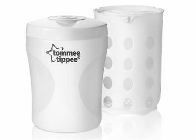 Tommee Tippee Closer To Nature 2 in 1 Travel Steriliser 1 2 3 6 12 Packs
