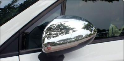Opel (Vauxhall) Insignia Chrome Mirror Cover Caps 2009 Onwards Stainless Steel