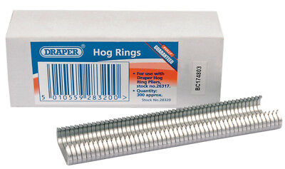 Genuine DRAPER Hog Rings | 28320