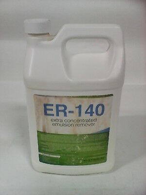 Kor-Chem ER-140  - Concentrated Emulsion Remover - one gallon bottle