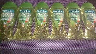 Lot de 6 gel douche Palmolive aroma therapy