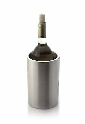 Wine Bottle Cooler Cool Chilled Parties Double Wall Stainless Steel ice bucket