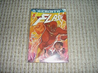 DC Rebirth FLASH 1 - Die Flash Akademie  / Panini 2017