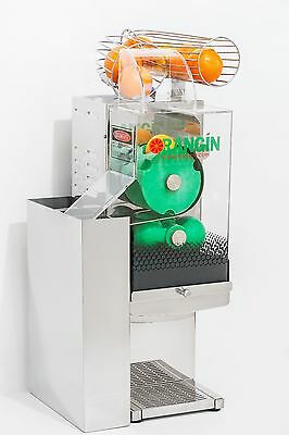 ORANGIN - NSF - Made in USA - Automatic Commercial Orange Juicer Citrus Squeezer