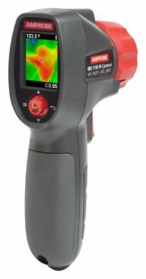 NEW! Amprobe IRC-110 Infrared Camera, Temp 14 - 932 deg F, 150 mK, 128 X 160