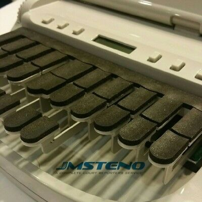 Steno Writer Thick Sponge Keytop Covers