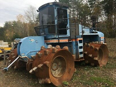 Al-Jon Impact 81K Landfill Compactor Roller Ride On Cat Diesel A/c Heat Enclosed