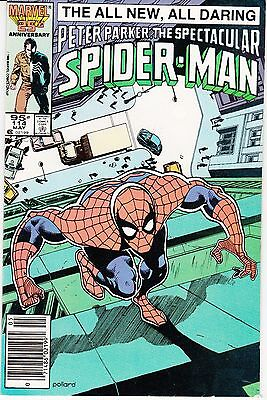 The Spectacular Spider-Man #114 (May 1986, Marvel)