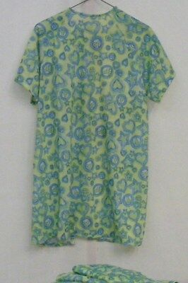 3 New Child's IV Patient Gowns-Art Smocks-Starlight Collection - Large -