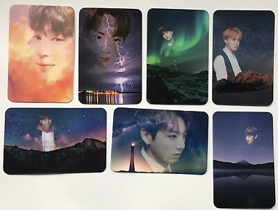 "BTS Photocards Set A ""Heavenly BTS"""