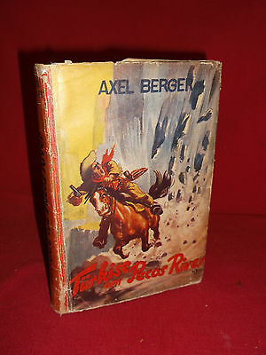 Türkise am Pecos River - Ehemaliges Wildwest / Western  Leihbuch (Axel Berger)