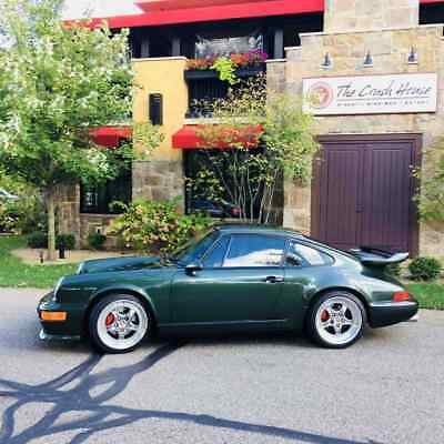1991 Porsche 964 2 door coupe 1991 Porsche 964 Carrera coupe 3.6 liters  5 Speed Manuel