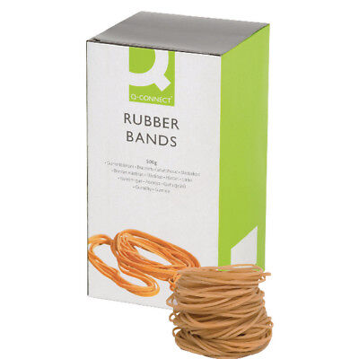 Q-Connect No.18 Rubber Bands (Pack of 500g) KF10526