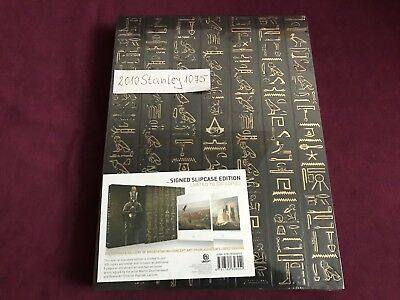 The Art Of Assassins Creed Origins Limited Edition - 300 Weltweit