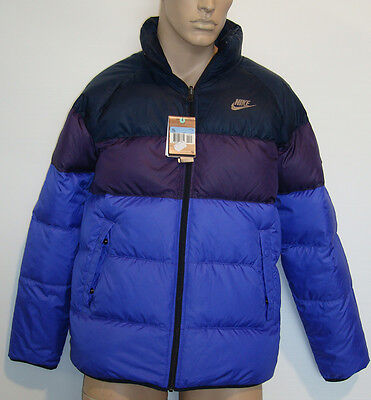 * GIUBOTTO GIACCA invernale uomo NIKE Grind Trims yng jacket