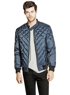 GUESS Men's Adriel Quilted Jacket XL NWT MSRP $148.00