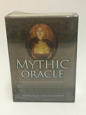 NEW Mythic Oracle Cards by Caris Mellado