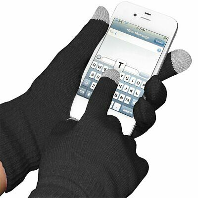 3 PAIRS Glove Gloves for Touch Screen Devices Smartphone iPhone iPad Tablet