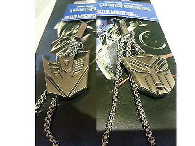 2x TRANSFORMERS AUTOBOTS AND DECEPTICONS PHONE CHARM AUSTRALIA