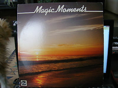 Magic Moments  (1979)  Vinyl  LP Record 33 rpm