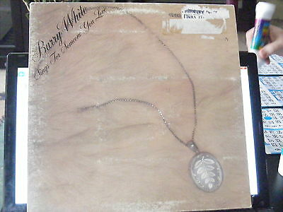 Barry White Sings For Someone You Love  (1975) Vinyl L P Record 33 RPM